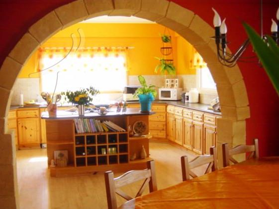 Los mejores colores para tu comedor colorexpression for Colores para cocina comedor