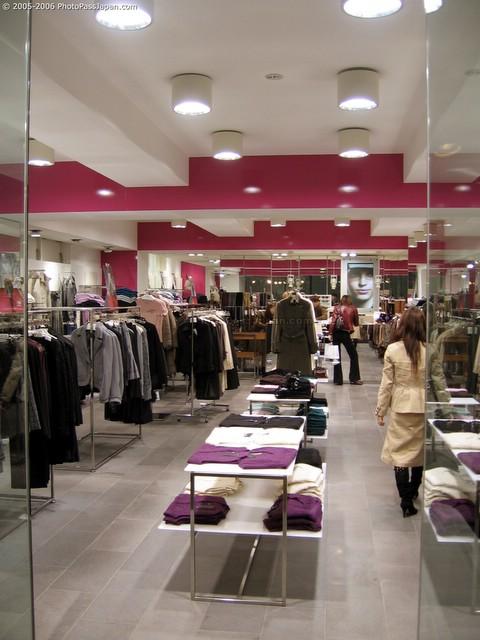 Colores adecuados para el ambiente del trabajo y los for Decoracion de negocios de ropa