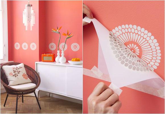 Figuras para pintar paredes imagui for Ideas para pintar paredes