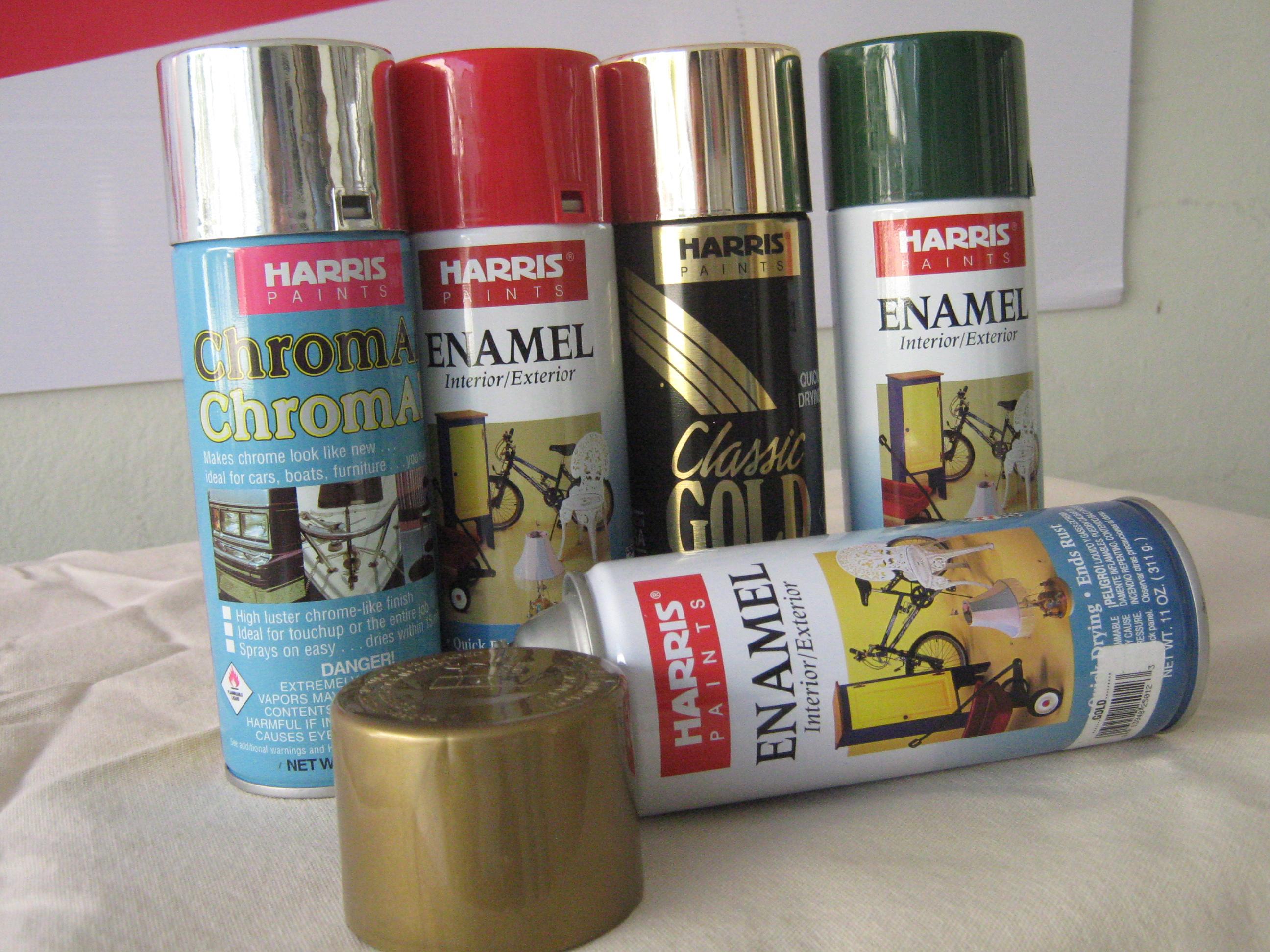 Pintura en spray harris de lanco colorexpression - Pintura con spray ...