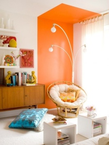 Foto: Happymundane Color Lanco: Indian Paintbrush 1G2-8